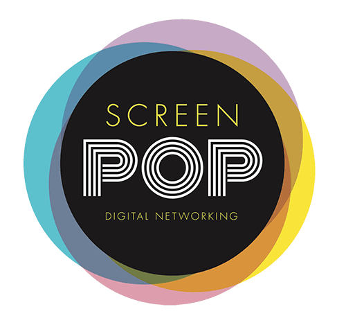 Screen Pop Digital Networking Logo v1